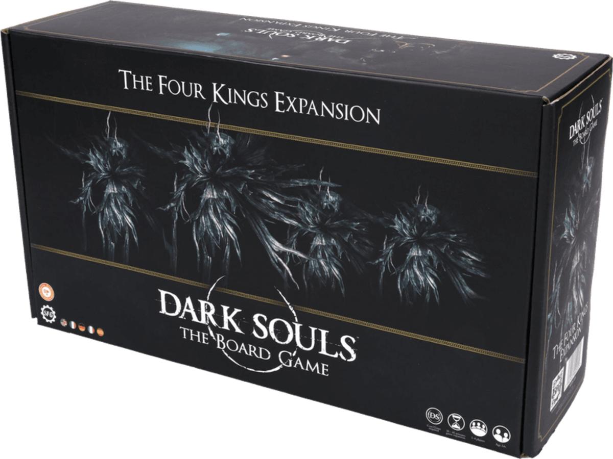 ダークソウル ボードゲーム:四人の公王(拡張)(Dark Souls: The Board Game – The Four Kings Boss Expansion)の画像 #72259 まつながさん
