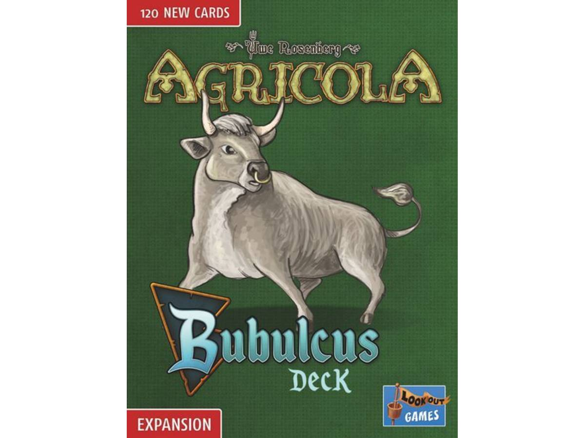 アグリコラ:ブブルクスデッキ(Agricola: Bubulcus Deck)の画像 #50274 まつながさん