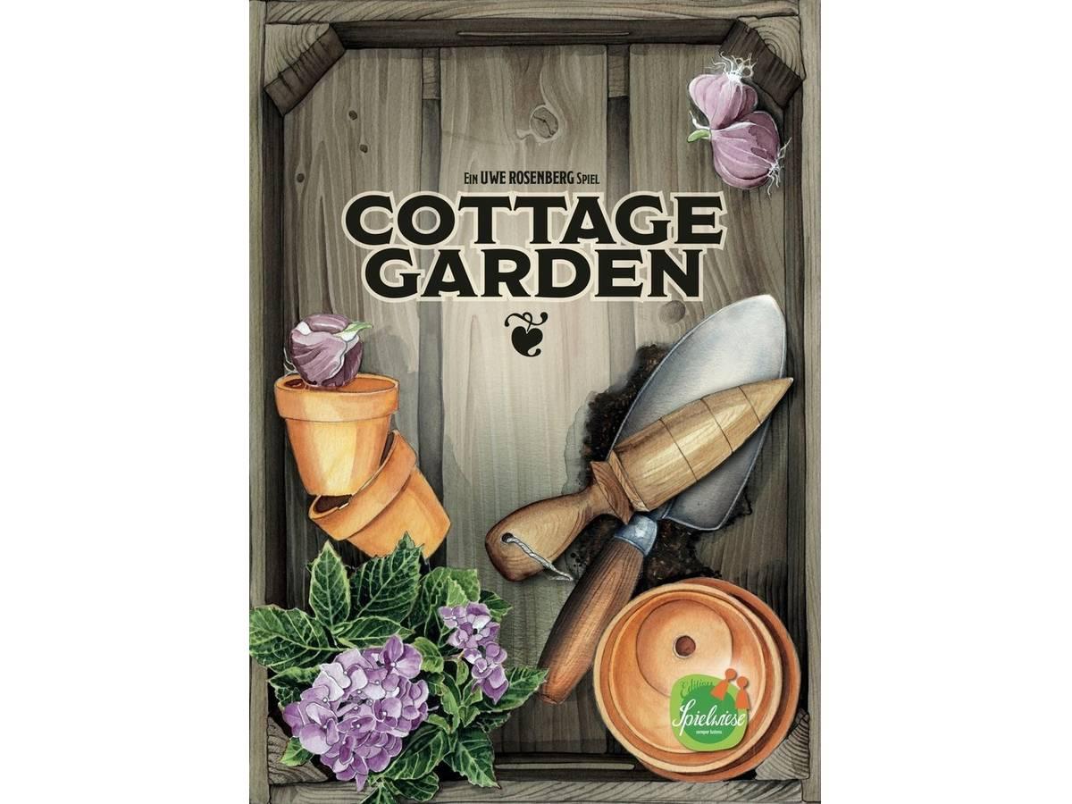 コテージガーデン(Cottage Garden)の画像 #34380 ボドゲーマ運営事務局さん
