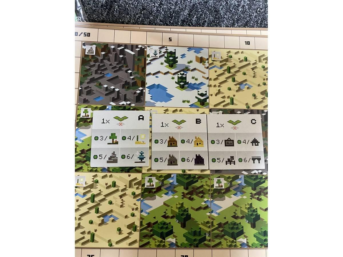 マインクラフト:ビルダーズ&バイオ―ム(Minecraft: Builders & Biomes)の画像 #61651 0710tさん