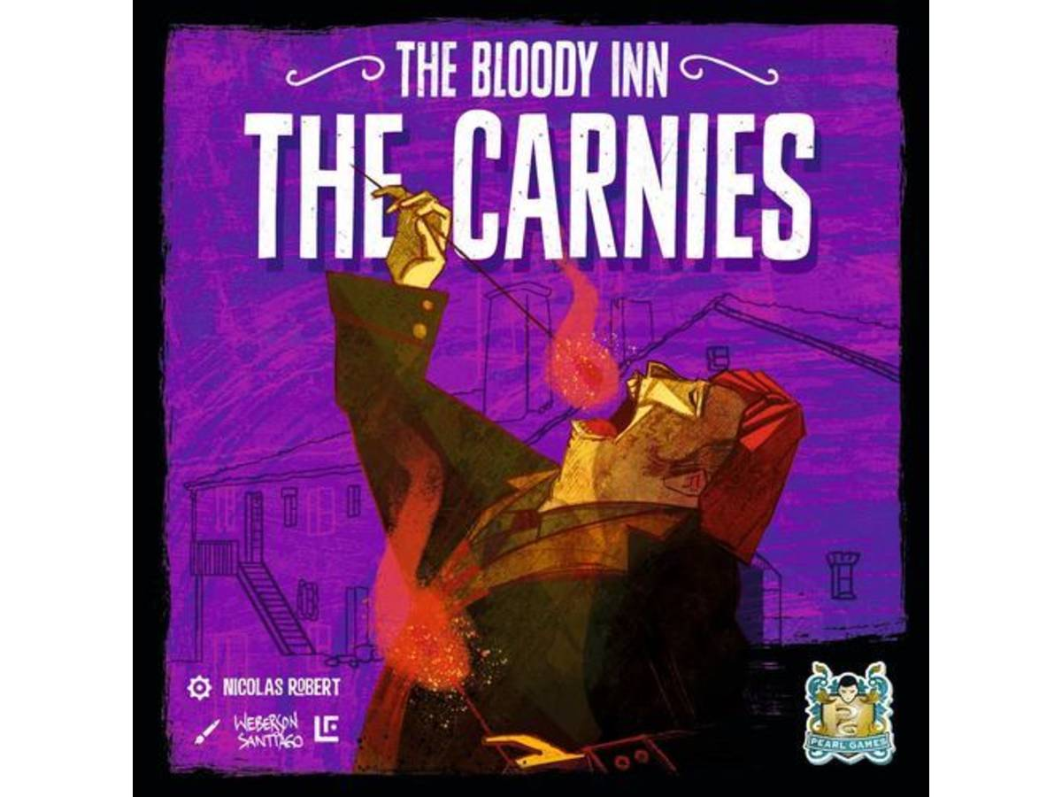 ブラッディ・イン:旅の一座(The Bloody Inn: The Carnies)の画像 #39706 まつながさん