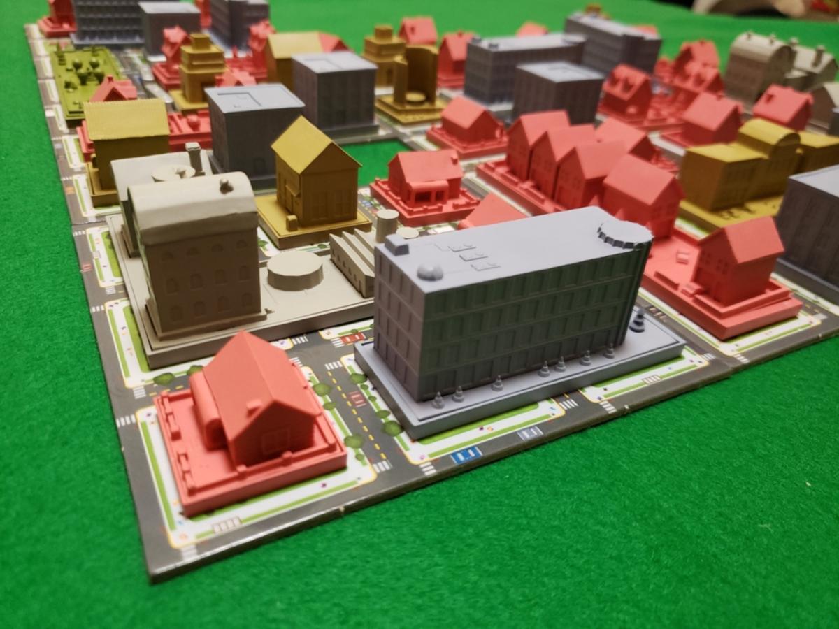 ビッグシティ:20 周年記念版(Big City: 20th Anniversary Jumbo Edition!)の画像 #63475 鉄仙(てっせん)さん