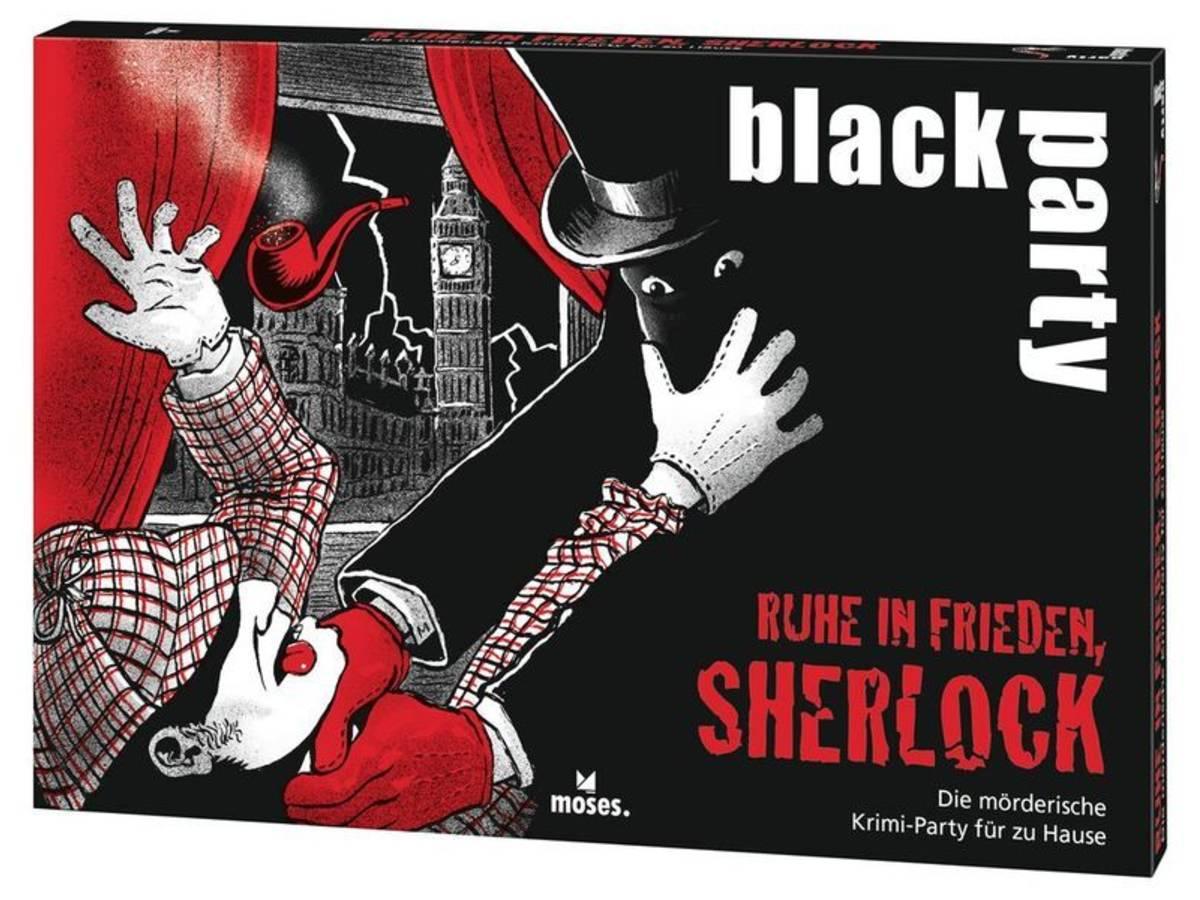 ブラックパーティ 安らかに眠れ、シャーロック(Black Party: Ruhe in Frieden, Sherlock)の画像 #72253 まつながさん