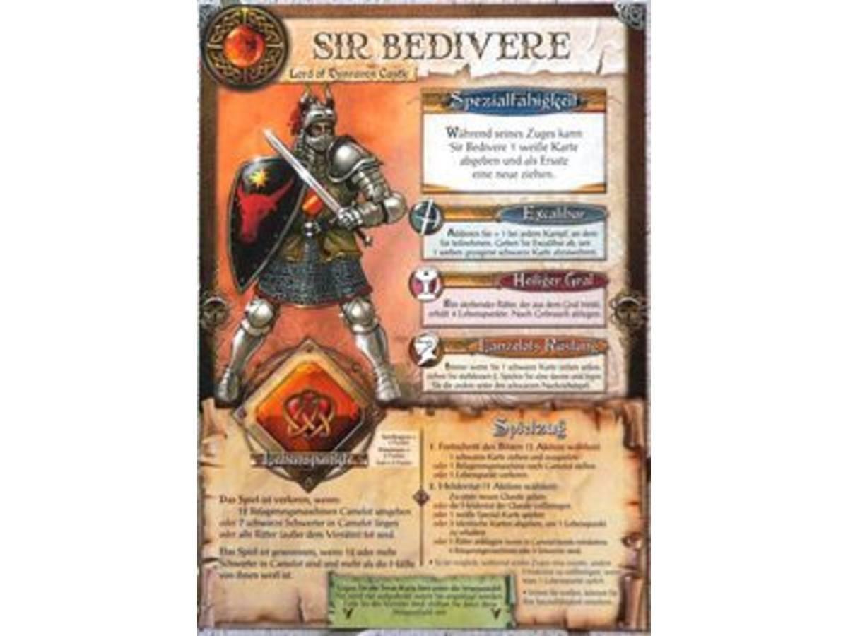 キャメロットを覆う影:8番目の騎士 ベディヴィア卿(Shadows over Camelot: Sir Bedivere, the 8th Knight)の画像 #32772 ちゃいさん