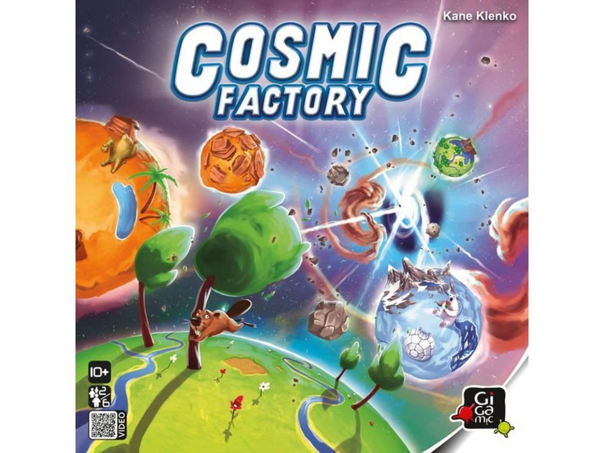 コスミック・ファクトリー(Cosmic Factory)の画像 #54847 らめるんさん