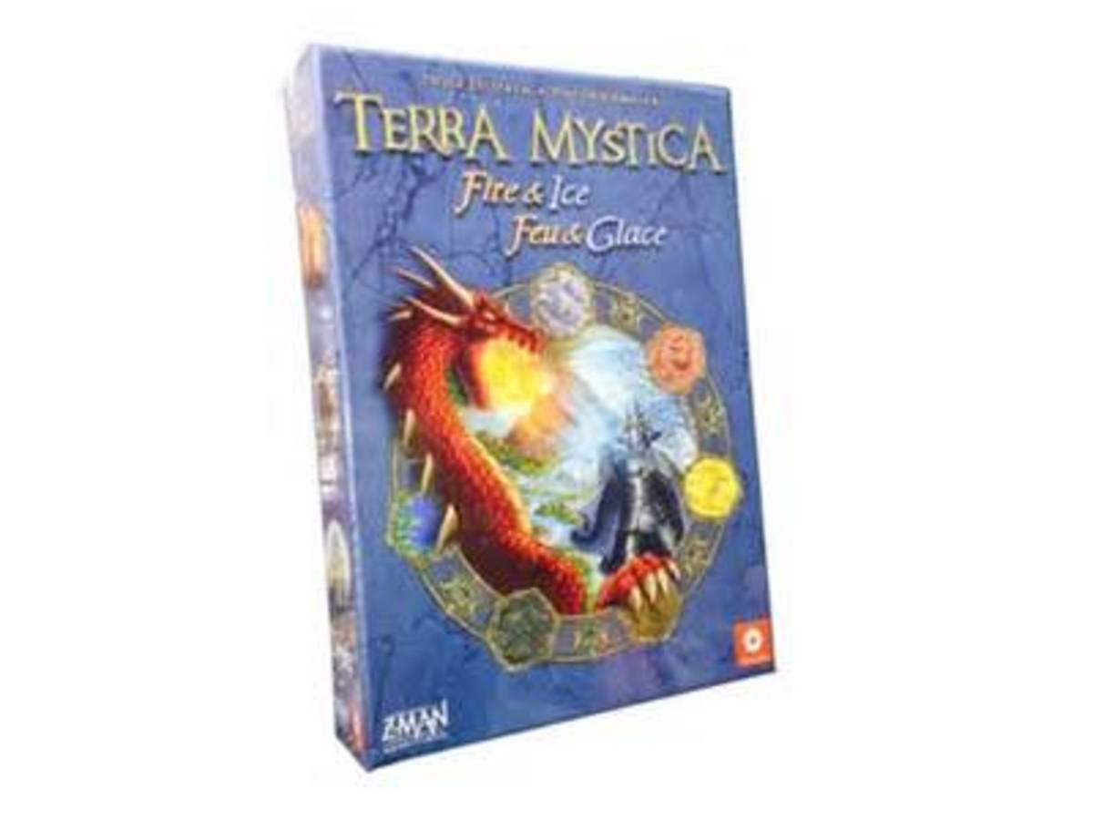 テラミスティカ:氷と炎(拡張)(Terra Mystica: Fire & Ice)の画像 #11225 ボドゲーマ運営事務局さん