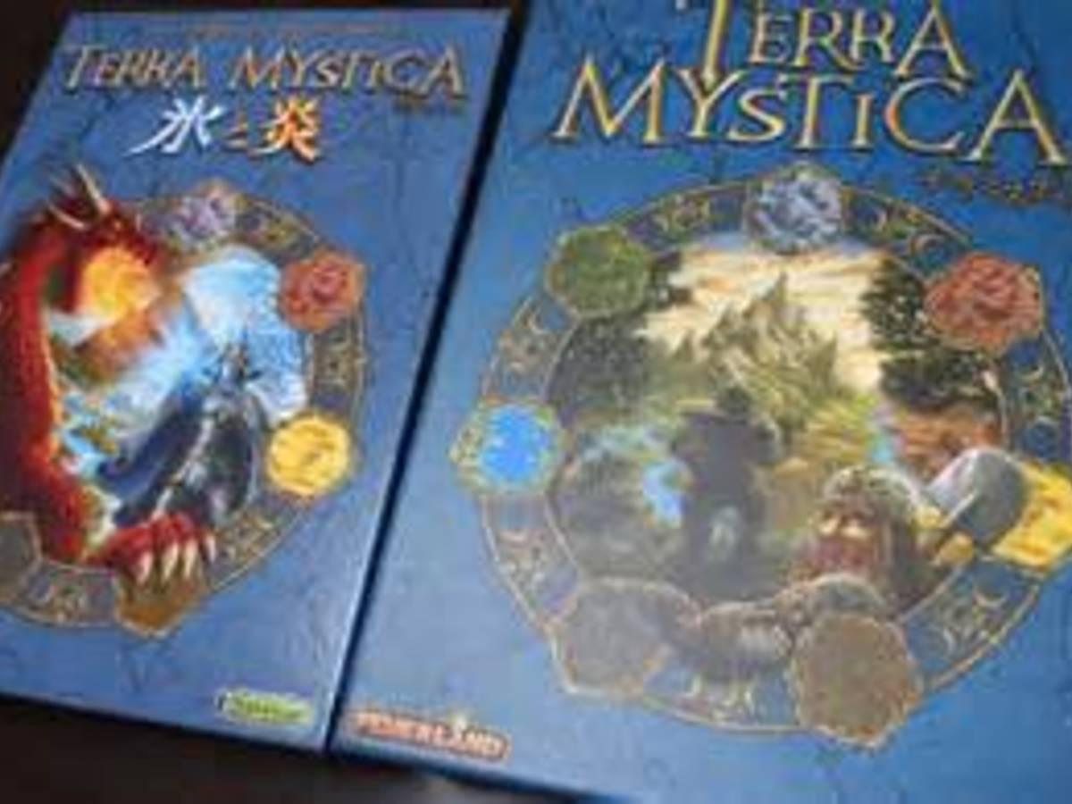 テラミスティカ(Terra Mystica)の画像 #10221 ボドゲーマ運営事務局さん