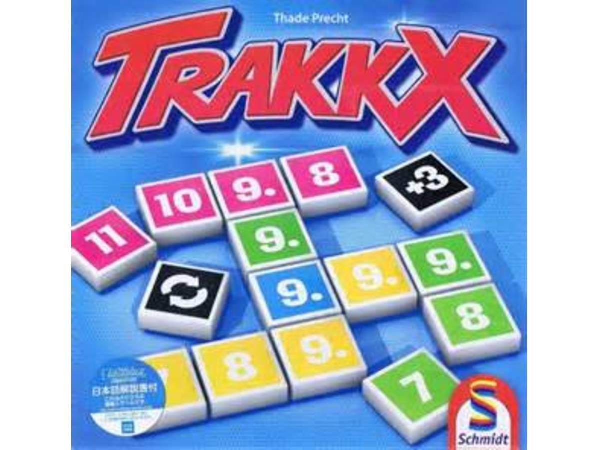 トゥラガックス(TrakkX)の画像 #4886 ボドゲーマ運営事務局さん