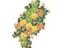 カタンの開拓者たち:ヘッセマップ